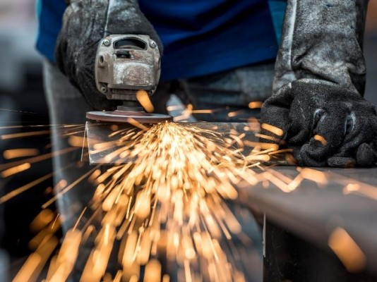 Welding & Metal Fabrication: 25% Down