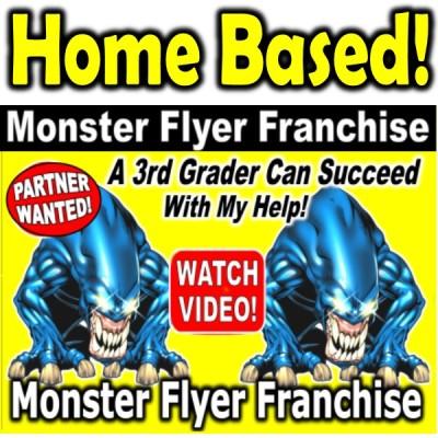 Monster Flyer Franchise