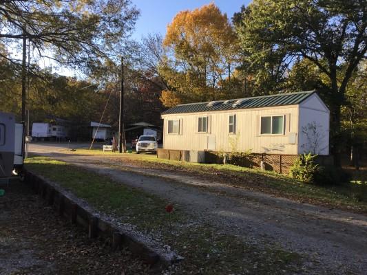 Lake Fork TX RV Slot for Rent