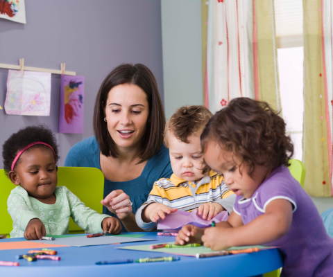 Early Learning & Childcare Centre