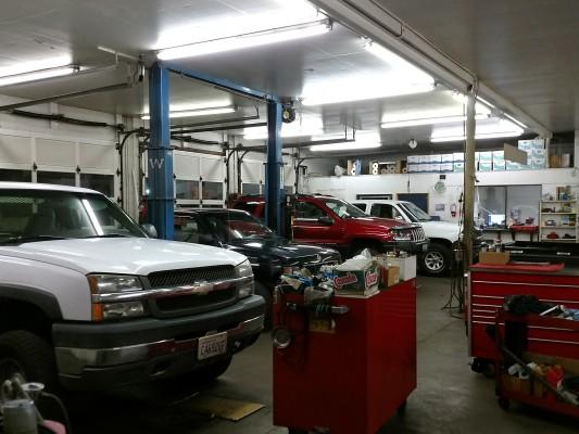 Pacific Northwest Auto Repair Business
