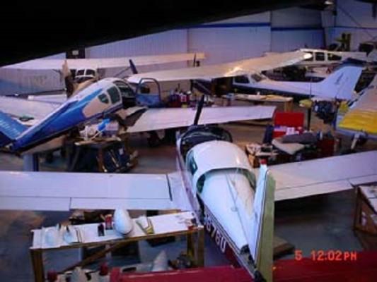 Profitable Maintenance Business-Aircraft