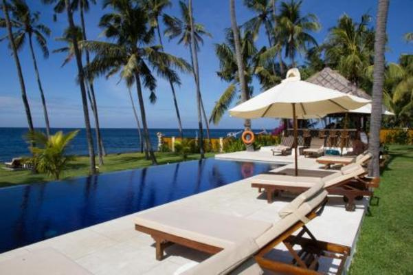 Leasehold 50 Years Oceanfront Hotel and Dive Resort