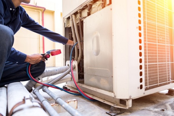 HVAC Business in East Valley