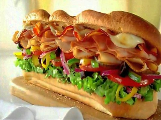 World's Number #1 Sandwich Franchise