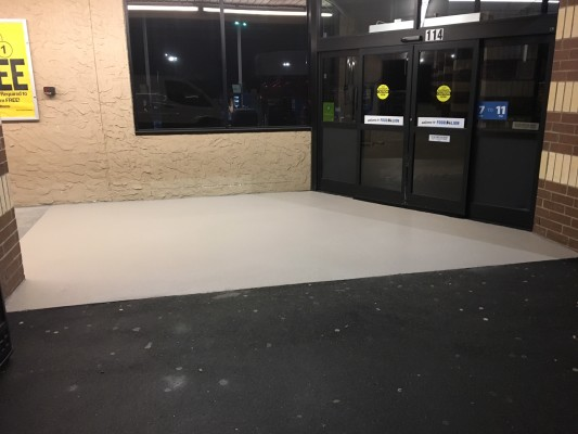 Concrete Coatings & Resurfacing Business For Sale