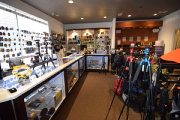 Retail And Online Camera Store Business