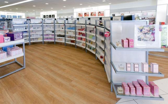 Beauty Supply Store with Great Brand Recognition
