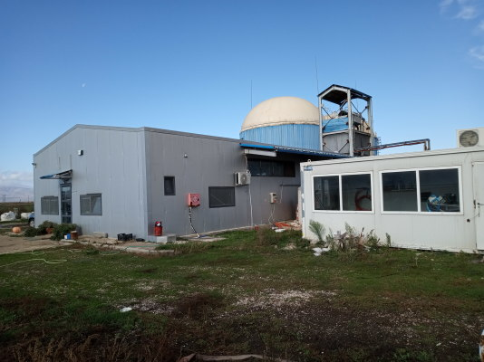 Biogas Plant in Greece