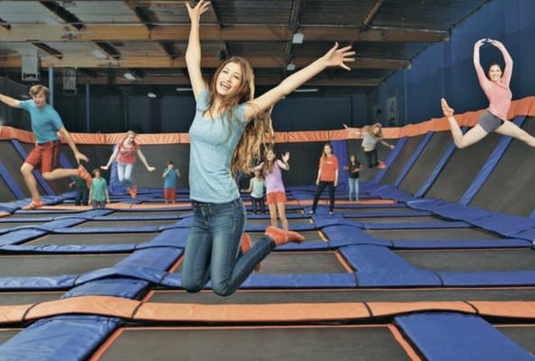 Cincinnati Area jump Park for Sale