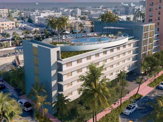 2024 Miami Beach 90 Key Hospitality Redevelopment