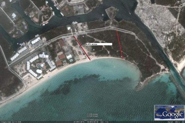 Tourist Commercial Beachfront Property For Sale