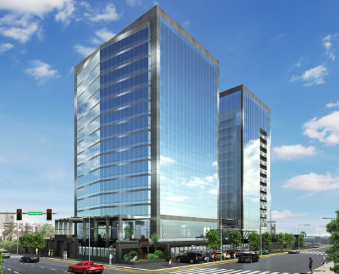 14-Floor Tower for Lease