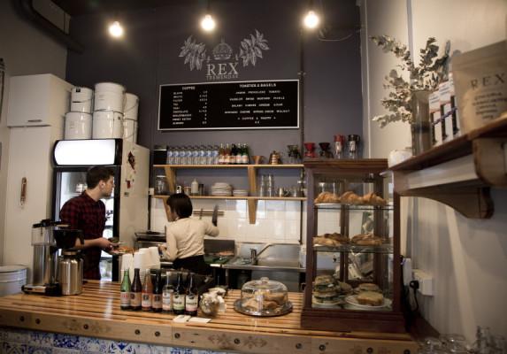 Espresso Bar - True Diamond in the Rough