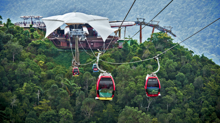 Cable Car Project Sri Lanka