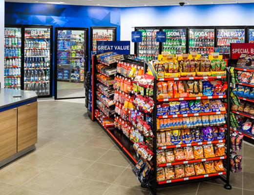 Convenience Store Including Tobacco & Lotto