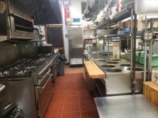 Italian Restaurant for Sale in Union County, NJ