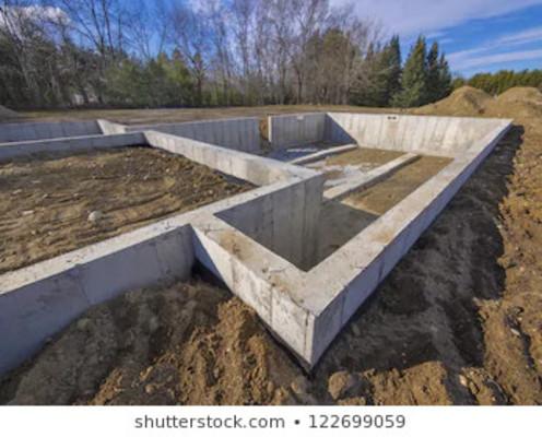 Premium Poured Concrete Foundations Company