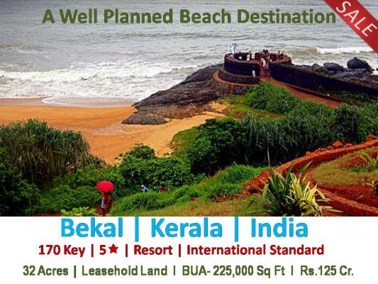 A Resort Company For Acquisition In Kerala