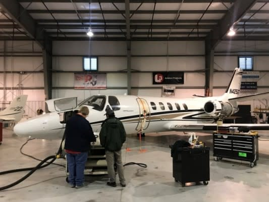 FAA-Certified Avionics & Repair Station