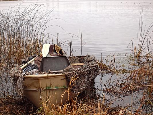 E-Commerce Duck Hunting Boat Dealership