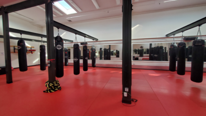 This is a Fully Built Out Gym for Sale