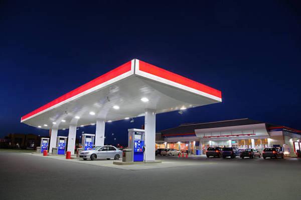Edmonton Gas Station, Car Wash, Convenience Store