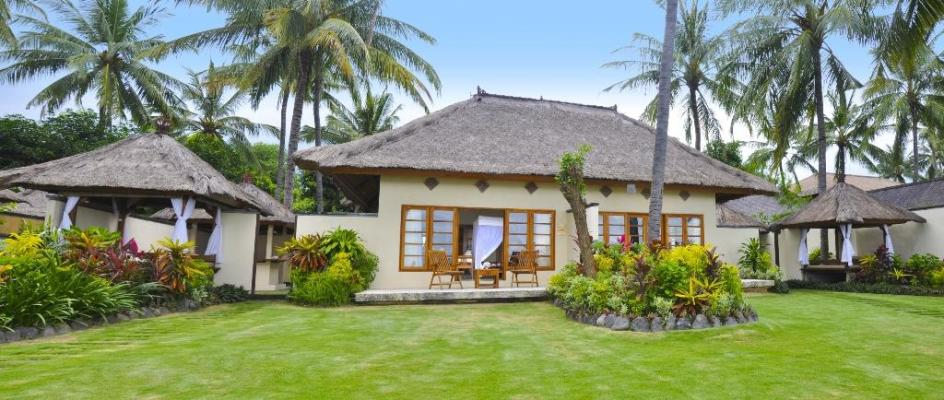 Oceanfront Hotel and Dive Resort in East Bali