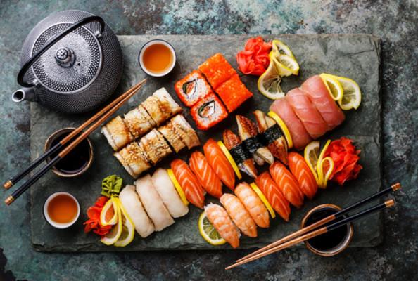 Burger Sushi Restaurant