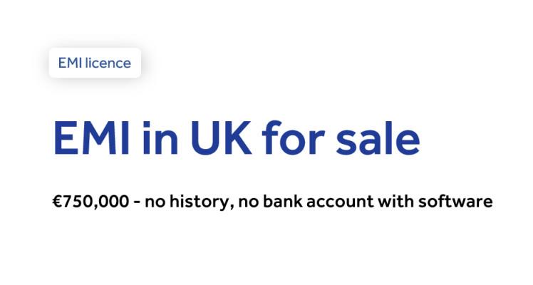 EMI for Sale in UK