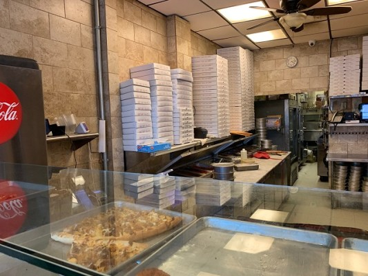 Landmark Pizza Parlour for Sale in Long Island