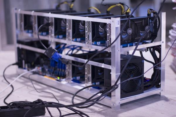 Crypto Mining in EU