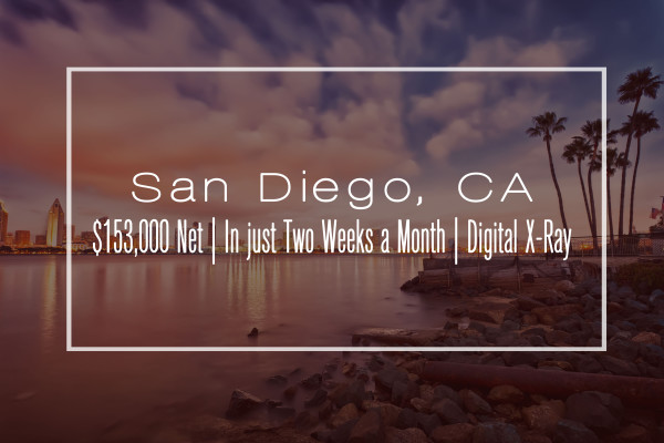 $118,000 Net Clinic in Gorgeous San Diego