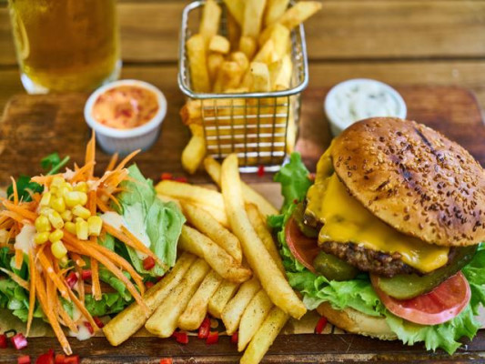 High Traffic Burger & Sandwich Franchise