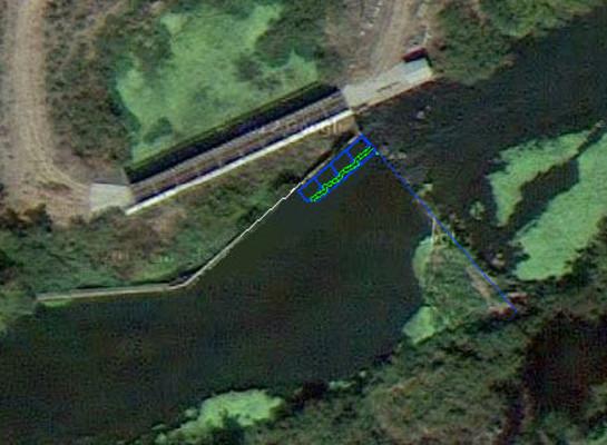 1.2mw Hydro Electric Power Site on 18.75 Ac