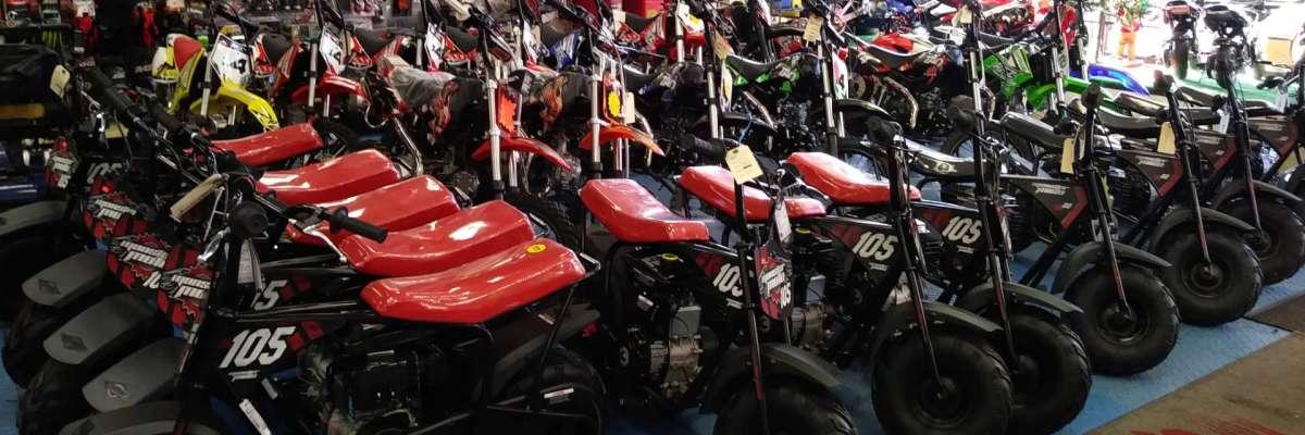 Motorized Dealership for Sale
