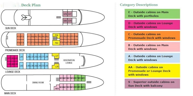 Casino Ships and Floating Hotels