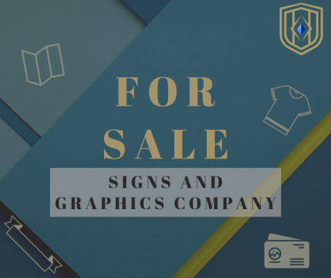 Profitable Print Shop Available for Purchase