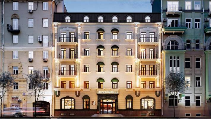 Boutique Hotel Near Patriarch's Ponds, Moscow