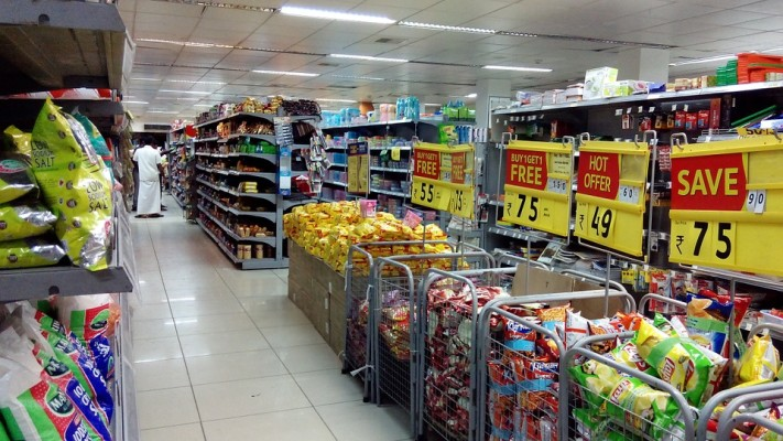 Grocery Store w/Restaurant/Bar (Incl. ABC License)