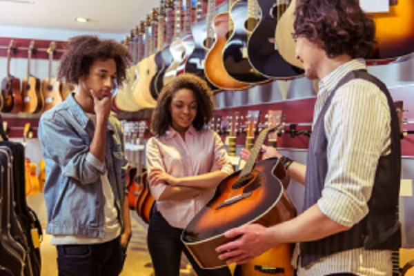 Love Music & People? Cash in! Retail Music Store