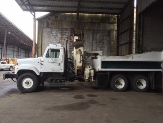 Price Reduced -Equipment Contract Service Business