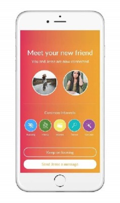 Rapidly Growing B2C Social Networking App