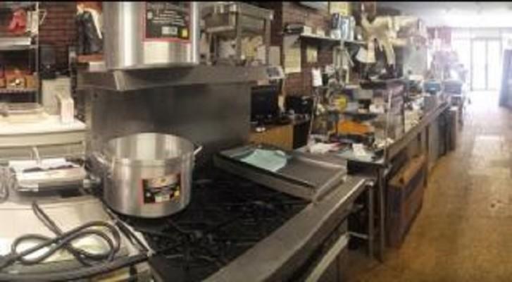 Restaurant Supply Biz for Sale in NY