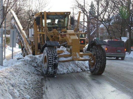Public - Snow Removal Company- Montreal