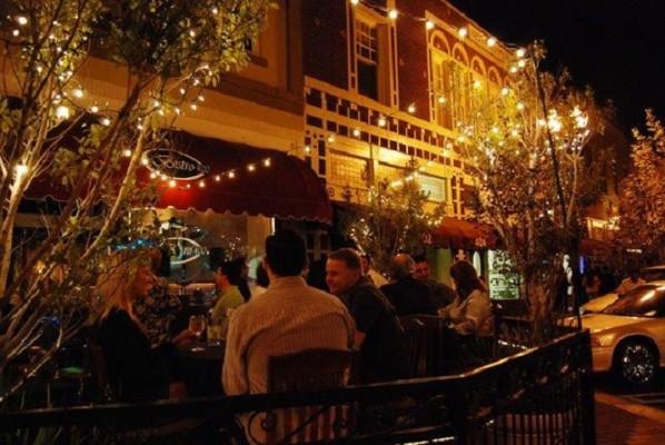 Restaurant & Nightclub Popular Orange County City