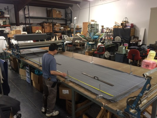 Sewing and Screen Printing Plant