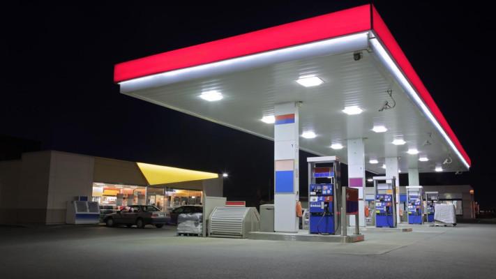 Profitable Gas Station & Auto Repair Shop