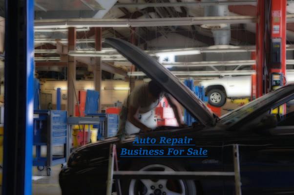 Automobile Parts, Repair & Maintenance
