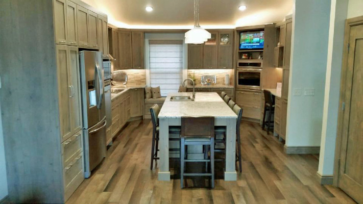 Interior Remodeling and Retailer